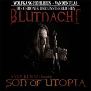 CD BLUTNACHT - Original Kaiserslautern Cast 2012 - CD-Single \'Son of Utopia\'
