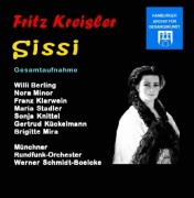 CD SISSI - Studio Cast 1964