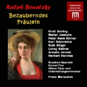 CD BEZAUBERNDES FR�ULEIN - Studio Cast Germany 1961