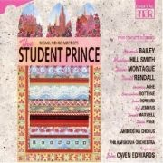 CD STUDENT PRINCE, THE  - Studio Cast 1997