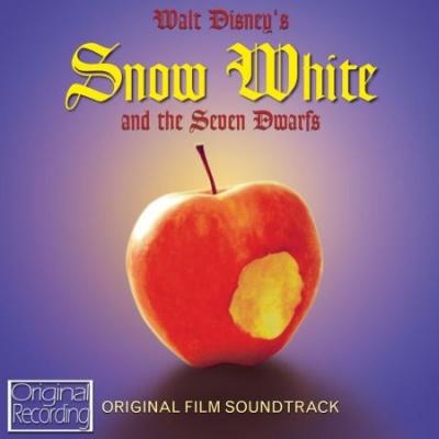 CD SNOW WHITE & THE SEVEN DWARFS - Original Filmsoundtrack ...