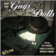 CD GUYS AND DOLLS - Studio Cast 1995