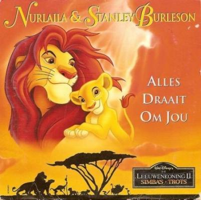 cd lion king ii dutch original filmsoundtrack 1999 2 track cd