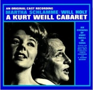 CD KURT WEILL CABARET, A - Original Off-Broadway Cast 1963