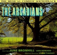 CD ARCADIANS, THE - Studio Cast 1968