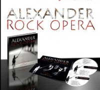 CD ALEXANDER - ROCK OPERA - Original Griechenland Cast 2012 \(2-CD Sammlerbox\)