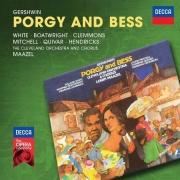 CD PORGY AND BESS - Studio Cast 1976