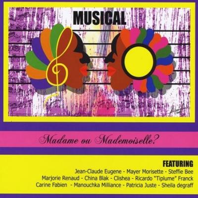 cd madame ou mademoiselle original us cast 2013 eur 19 95 musical playback playbacks. Black Bedroom Furniture Sets. Home Design Ideas