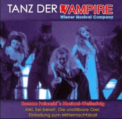 tanz der vampire musical dvd