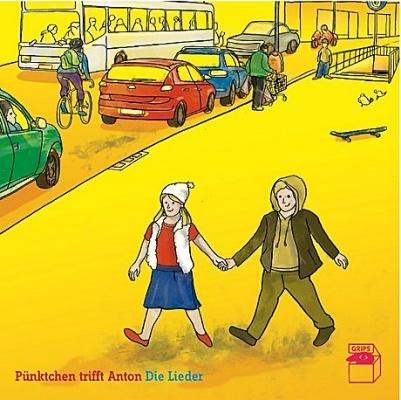 Anton Und Pünktchen cd pünktchen trifft anton original berlin cast 2011 eur 13 95
