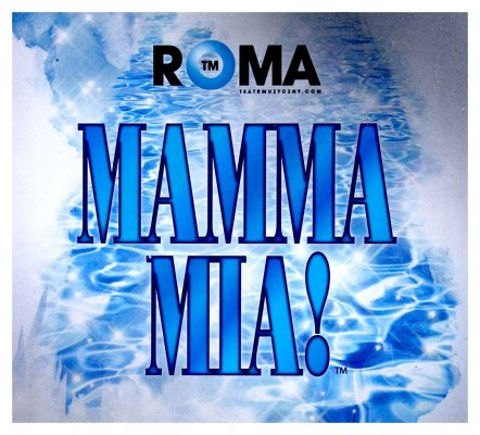 CD MAMMA MIA - Original Poland Cast 2015