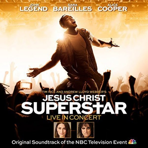 CD JESUS CHRIST SUPERSTAR - Original US TV Cast 2018, EUR ...