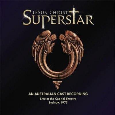 CD JESUS CHRIST SUPERSTAR - Original Australien Cast 1973