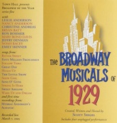 CD Broadway Musicals of 1929
