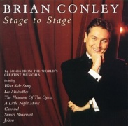 CD Conley, Brian - Stage To Stage