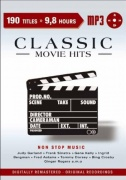 MP3-Disc CLASSIC MOVIE HITS \(190 Titels, 9,8 Hours\)
