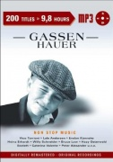 MP3-Disc GASSENHAUER \(200 Titels, 9,8 Hours\)