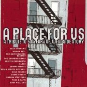 CD WEST SIDE STORY - A Place For Us - A Tribute To 50 Years