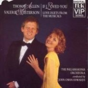 CD Masterson, Valerie & Thomas Allen - If I Loved You