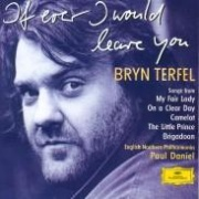 CD Terfel, Bryn - If Ever I Would Leave You
