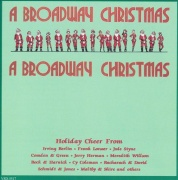 CD Broadway Christmas, A