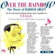 CD Over The Rainbow - The Music of Harold Arlen Concert Cast 1995