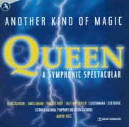 CD QUEEN - ANOTHER KIND OF MAGIC - A SYMPHONIC SPECTACULAR