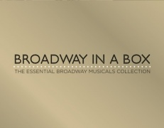 CD Broadway In A Box - 25-CD-Collectors Box