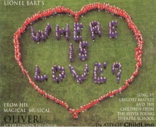 CD OLIVER - CD-Single WHERE IS LOVE? \(Gregory Bradley\)