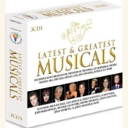 CD Latest & Greatest Musicals \(3 CD-Box\)