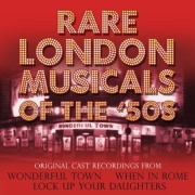 CD Rare London Musicals Of The 50\'s