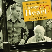 CD Feinstein, Michael - Change Of Heart: Songs Of Andr� Previn
