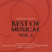 CD Best Of Musical Vol. 2