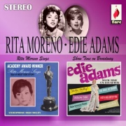 CD Moreno, Rita - Rita Moreno Sings/ & Edie Adams - Show Time On Broadway