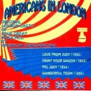 CD Americans in London 1952 - 1955