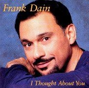 CD Dain, Frank - I Thought About You