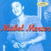 CD Mercer, Mabel - Previously Unreleased Live Performances