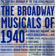 CD Broadway Musicals Of 1940