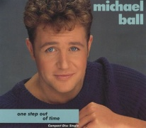 CD Ball, Michael - One Step Out Of Time