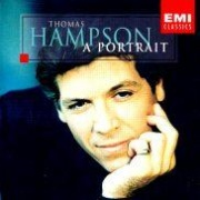 CD Hampson, Thomas - A Portrait