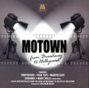 CD Motown from Broadway To Hollywood