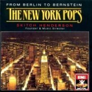 CD New York Pops, The - From Berlin To Bernstein