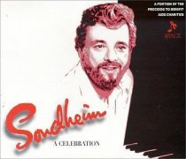 CD Sondheim  A Celebration