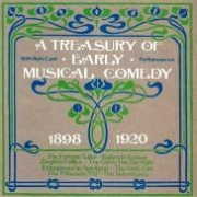 CD Treasury Of Early Musical Comedy