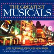 CD Greatest Musicals Box