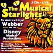CD Musical Starlights - from Andrew Lloyd Webber to Disney