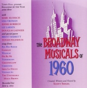 CD Broadway Musicals Of 1960