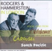 CD Rodgers & Hammerstein In London