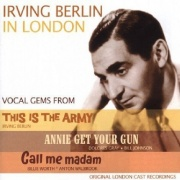 CD Irving Berlin In London