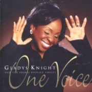 CD Knight, Gladys - One Voice